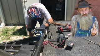 Trailer Repair - Redneck Hillbilly