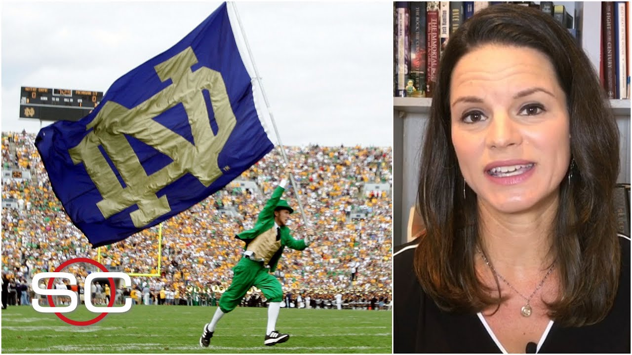 How is Notre Dame football affected by conference-only scheduling? | SportsCenter