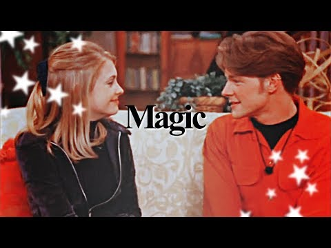 Sabrina & Harvey | I Always Knew There Was Something Magical About You [+s1]