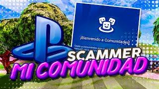😱SCAMEO A SCAMMER DE MI COMUMIDAD😱 - scameando scammers