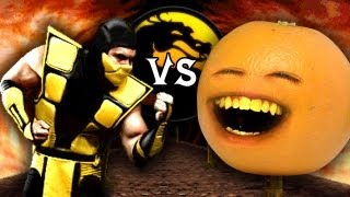 Annoying Orange vs. Mortal Kombat