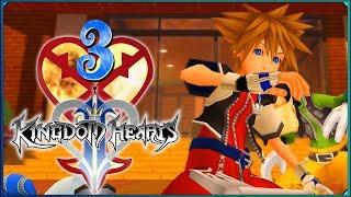 Zagrajmy w: Kingdom Hearts 2 #3 - Powrót króla!