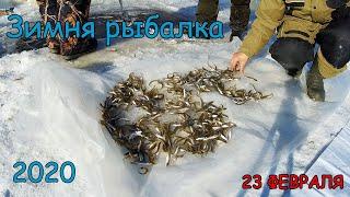 Зимняя Рыбалка На Амуре  Рыбалка на паук.  Корюшка 2020.