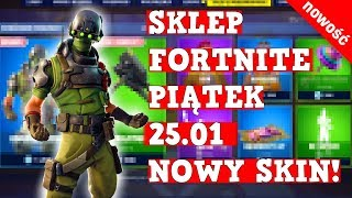 FORTNITE 25.01 STORE-NEW SKIN! -Komando Techno, helicopter concentric, widgets, Hopak emotes