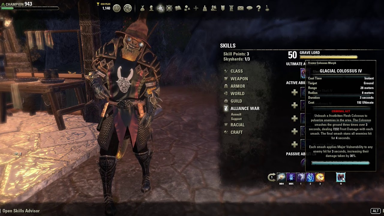 ESO PvP Heavy Necromancer Healer - build video  Upcoming info + Fight  montage