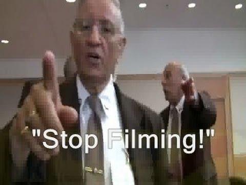 NH bailiff vs. camera