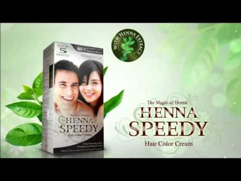 HENNA SPEEDY Hair Color HINDImp4  YouTube