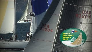 ROLEX Big Boat Series 2015 - Saturday