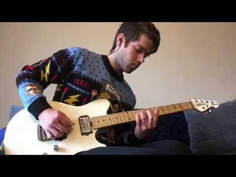 The Venetia Fair - You're a Mean One Mr. Grinch Guitar Cover