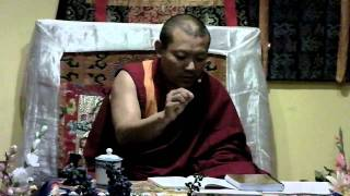 2011.06.03 - Geshe Ngawang Tenley - Wheel of Sharp Weapons