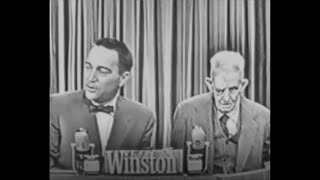 Last Witness to Abraham Lincoln's Assassination: Samuel J. Seymour on Game Show - I've Got a Secret
