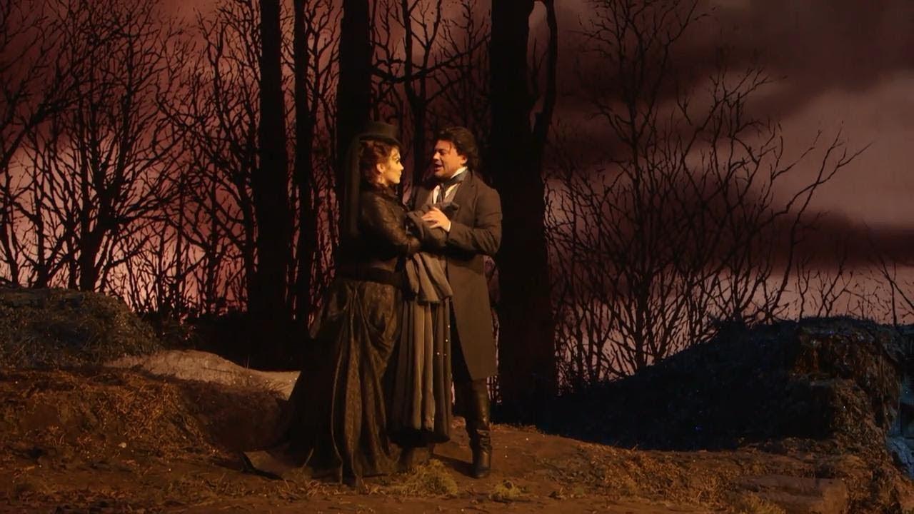 """Lucia di Lammermoor: """"Verranno a te sull'aure"""""""