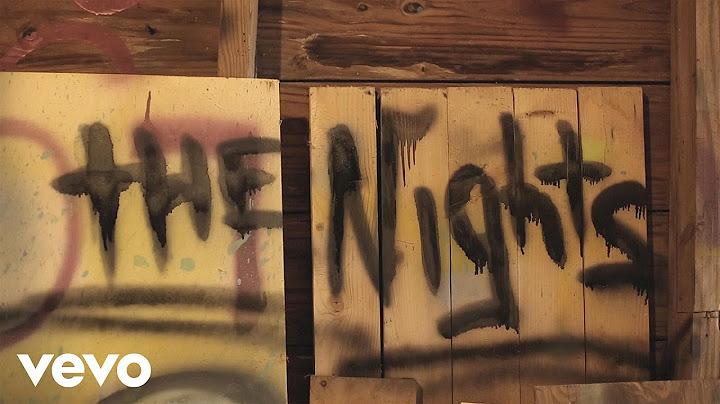 avicii  the nights