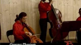 Karalis Bass Quartet :  Ziguener Phantasie