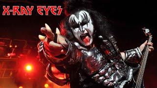 KISS - X-ray Eyes Demo