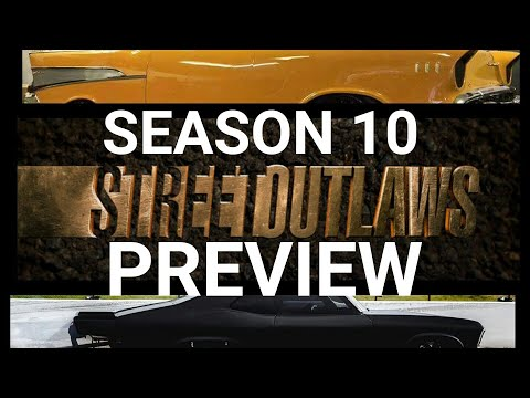Download Youtube: STREET OUTLAWS SEASON 10 PREVIEW. Wrecks, New Cars, Same Outlaws.