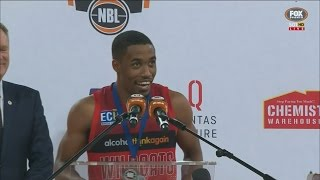 Bryce Cotton 45 points in NBL Grand Final Game 3