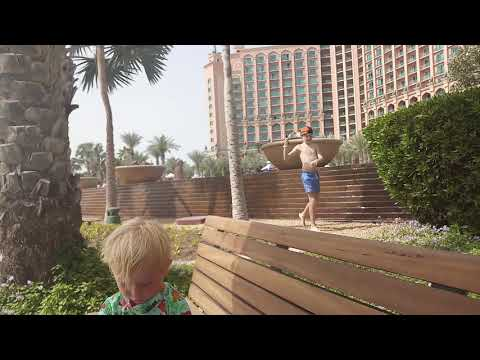 Atlantis Hotel Adventure and outside beautiful views .