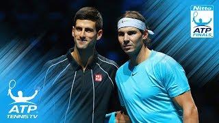 Nadal vs Djokovic: ATP Finals 2013 Final Highlights