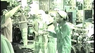 The Urge Bark Like A Dog at Streetside Records 7/18/2000 St. Louis Funny 311