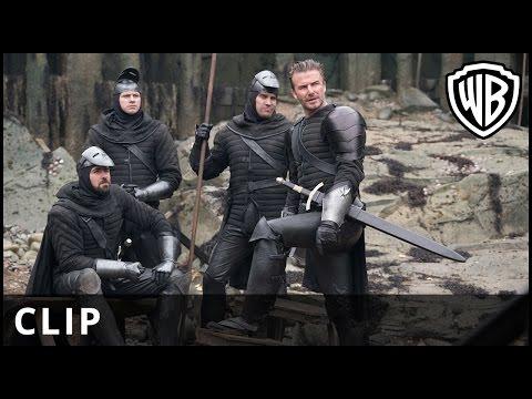 """King Arthur: Legend of the Sword - """"Both Hands"""" Clip - Warner Bros. UK"""
