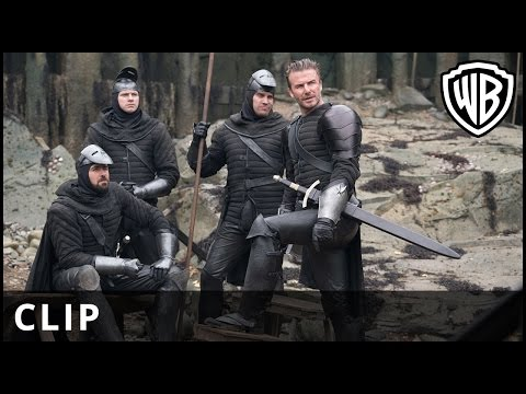 "King Arthur: Legend of the Sword - ""Both Hands"" Clip - Warner Bros. UK"