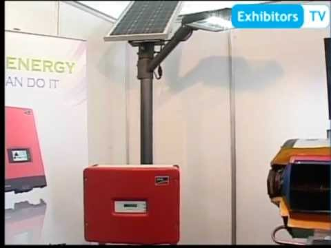 Suntech PowerSystems promotes Solar Hot Water Systems (ExhibitorsTV @ 2nd REAP Exhibition 2012)