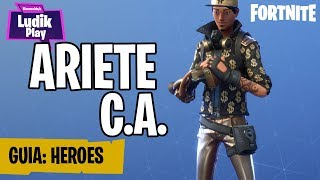 THE BEST TROTAMUNDOS TO FARMEAR : ARIETE C.A. FORTNITE SAVE THE WORLD SPANISH GUIDE