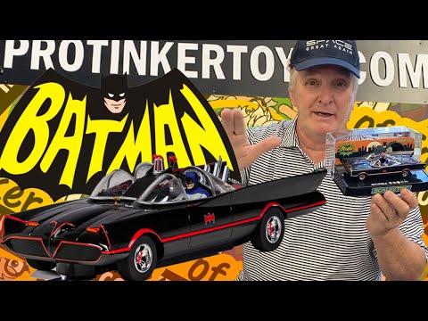 Batmobile – 1966 TV Series   C4175T   Scalextric