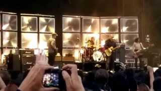 Pixies - Bone Machine *live* Rock in Idro Bologna 2014