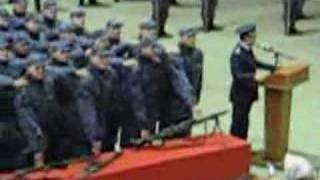 319. Kısa Dönem Askerlerin Yemin Töreni, Kütahya Hava Tugayı