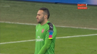 David Ospina vs Bayern Munchen (Away) UCL 2016-17 HD 720p