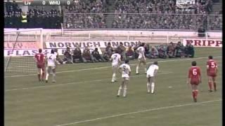 14/03/1981  Liverpool v West Ham United