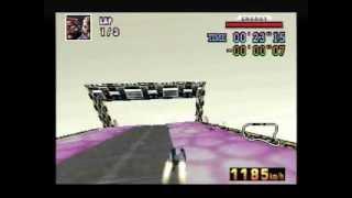 F-zero X Mirror Tracks - Sand ocean