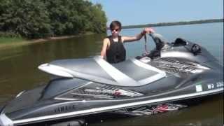 2012 Yamaha VXR Waverunner review