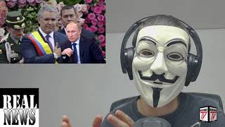 ÚLTIMA HORA: RUSIA PLANEA ATACAR COLOMBIA