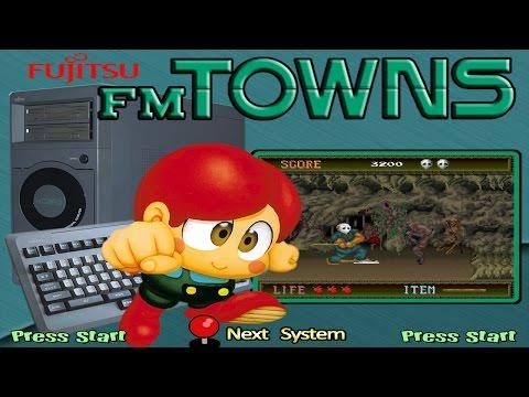 Fujitsu FM Towns All Games A to Z - Retro Gaming & Emulation