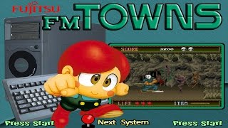 Fujitsu FM Towns All Games A to Z - Retro Gaming & Emulation