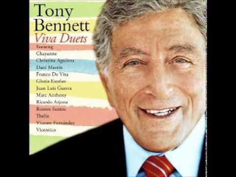 Tony Bennett - The Good Life (duet with Franco De Vita) -- Viva Duets (2012)