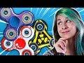 PERSONALIZZARE il vostro FIDGET SPINNER con colori