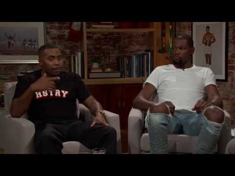 Speed Round with Kevin Durant and Nas (HBO)
