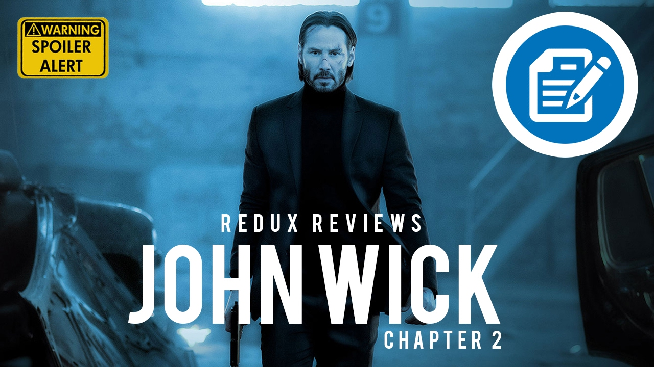 John Wick Chapter 2 Starring Keanu Reeves Review The Hollywood