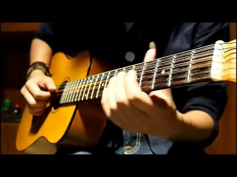 4.20-Zona Nyaman (gitar lesson) OST.Filosofi Kopi II Gitar cover