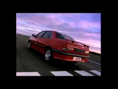 Anuncios de coches de los años 80's y 90's