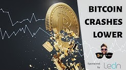 Bitcoin Price Tanking – But Why?   Fidelity BTC In Europe   Breez Lightning Point of Sale