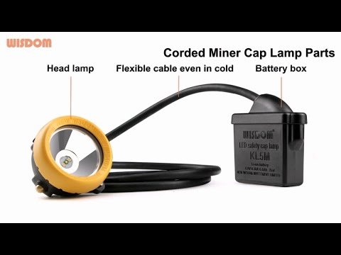 Introduction About WISDOM Miner Lamps,LED Mining Light, Miners Headlamp From Www.wisdom.hk