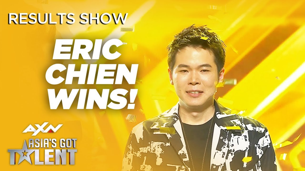 Asia, The Winner YOU Voted Is... | Asia's Got Talent 2019 on AXN Asia