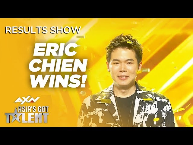 The Winner Of Asia's Got Talent IS.. | Asia's Got Talent 2019 on AXN Asia
