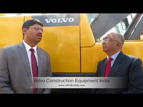 Mr.Dimitrov Krishnan - Vice President - Volvo Construction Equipment India