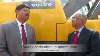 Mr.Dimitrov Krishnan - Vice President - Volvo Construction Equipment India